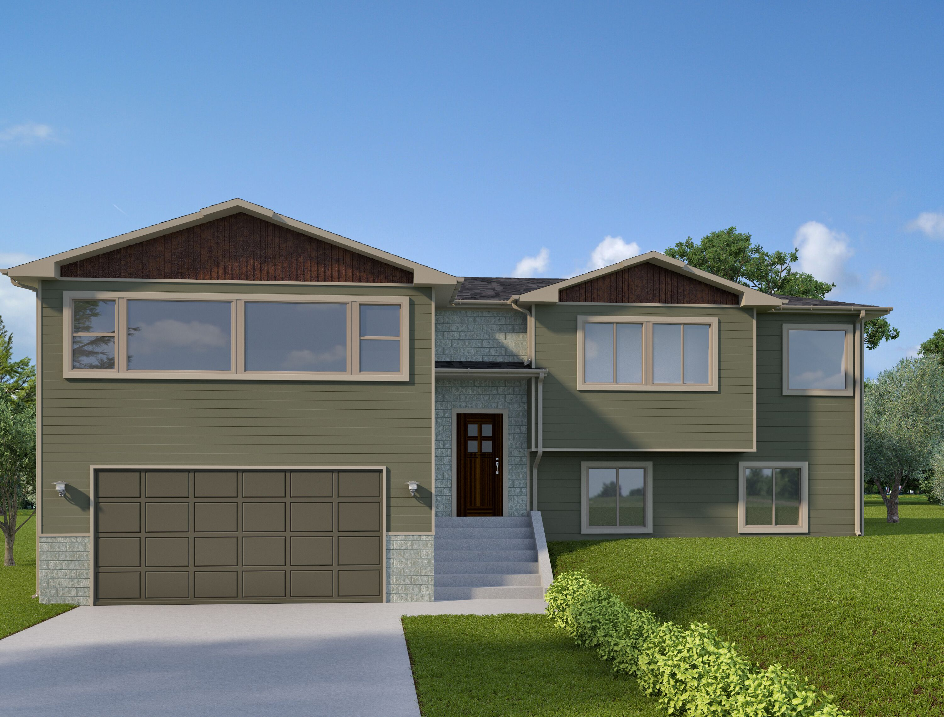 2516 Weeping Willow Court, Sheridan, Wyoming 82801, 4 Bedrooms Bedrooms, ,Home - Aspen Grove,SOLD,Lot 46,Weeping Willow,1016